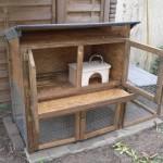 kaninchenstall-offen